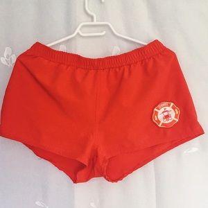 Pants - 4/$20☀️Baywatch orange shorts.
